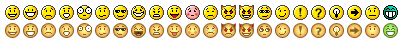 Emoticones wordprss pack 1