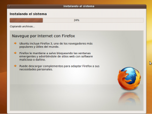 Dispositivas de Ubuntu