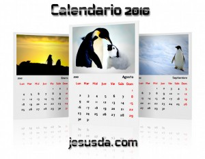 Calendario Linuxero 2010