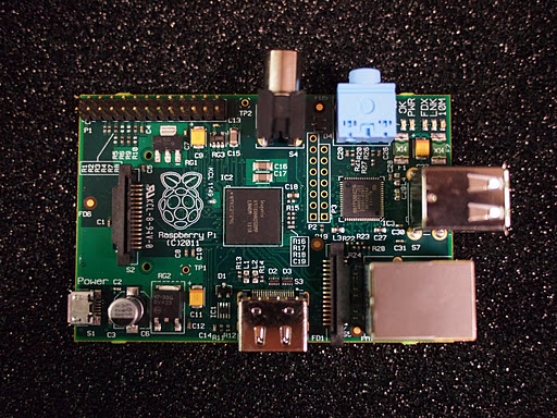 Raspberry Pi disponible para la compra