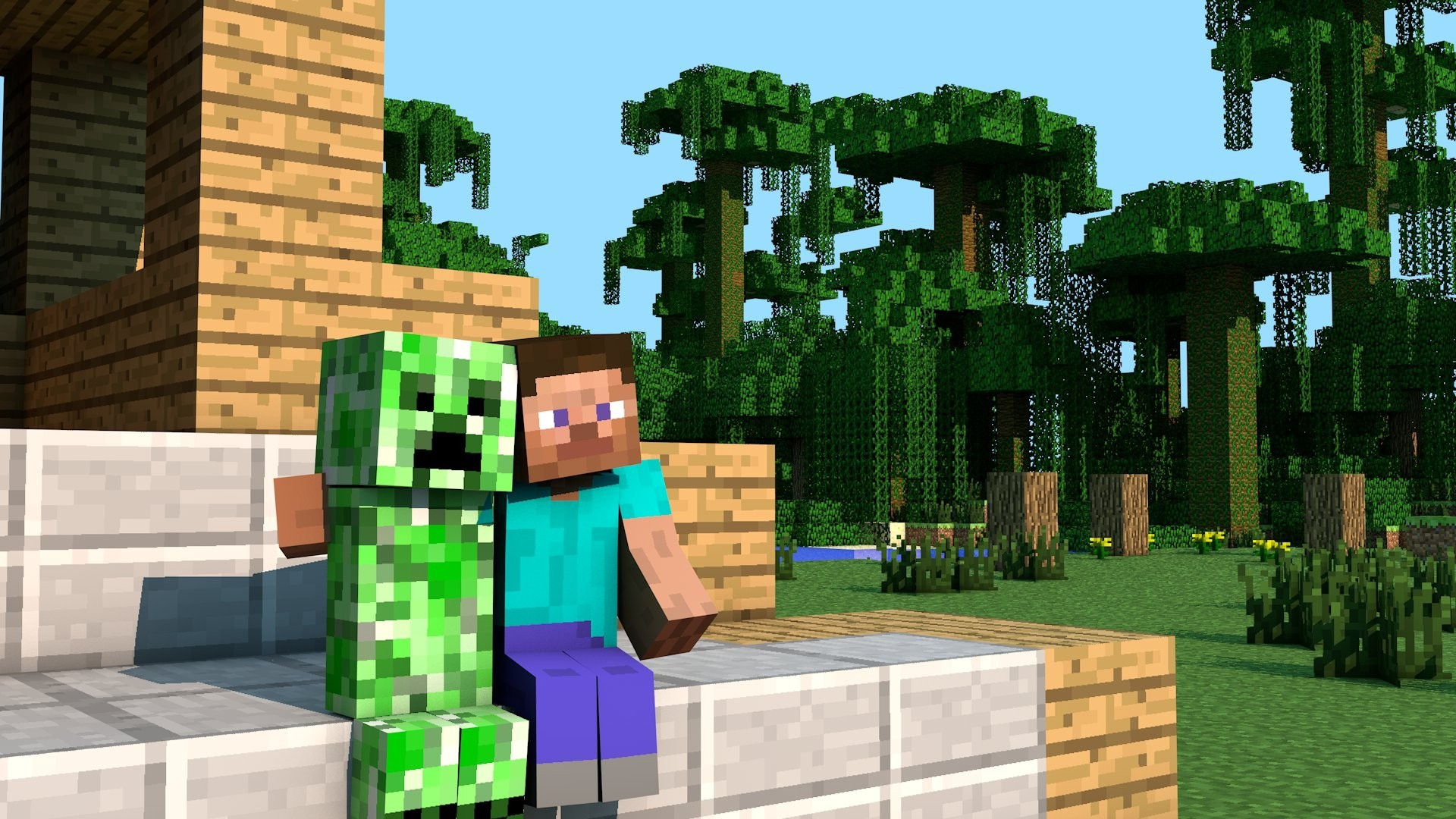 3 alternativas a Minecraft para Linux